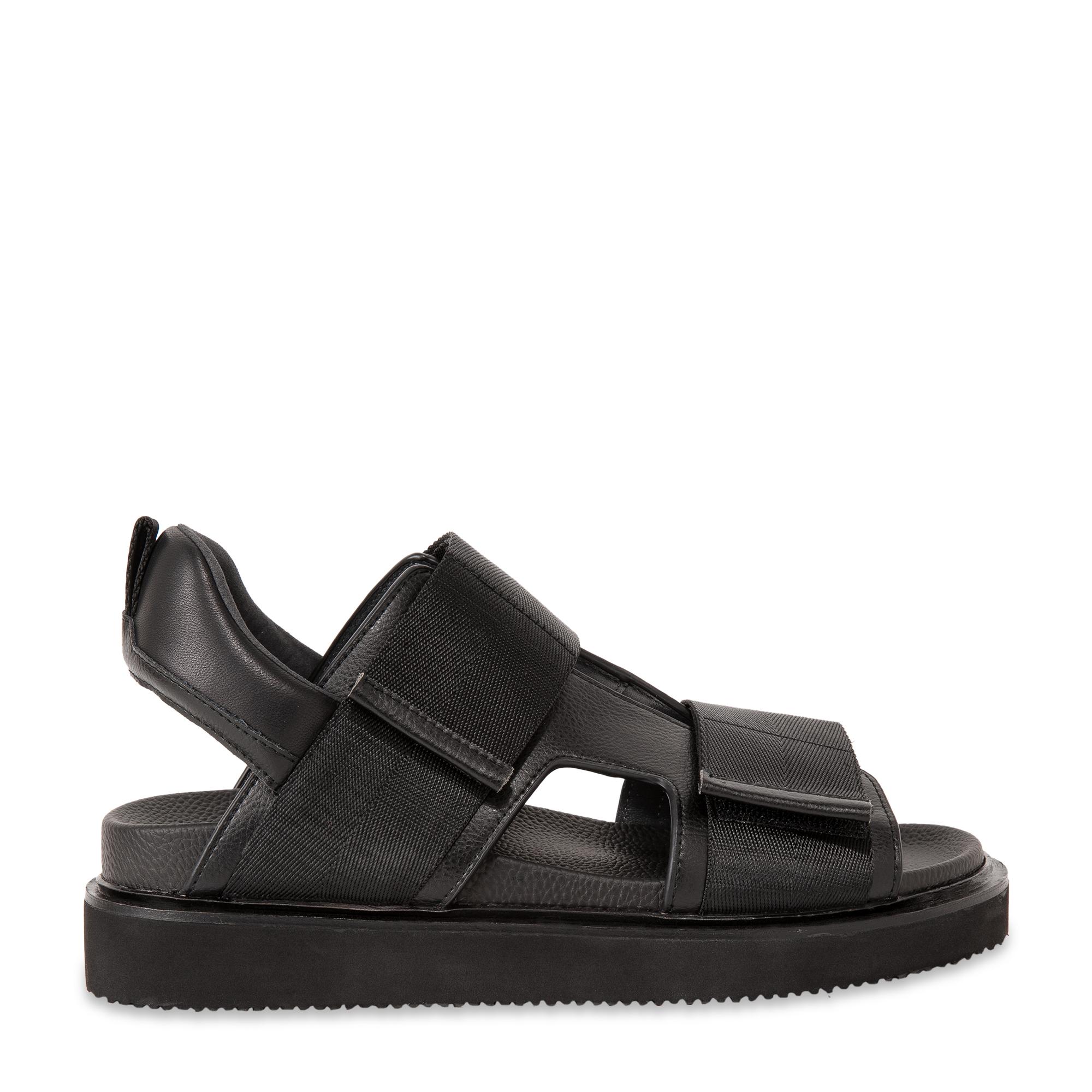 Geo sandals