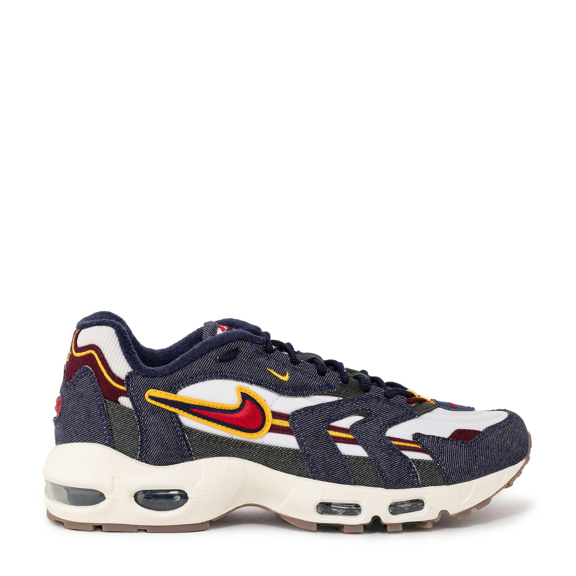"Air Max 96 II QS ""Blackened Blue"" sneakers"