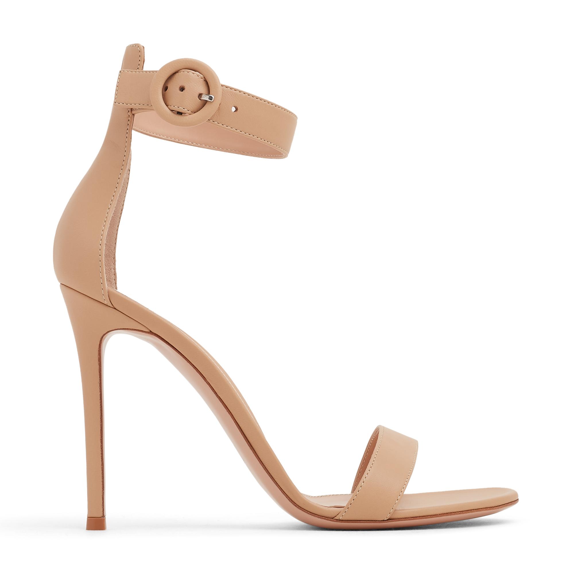 Portofino leather sandals