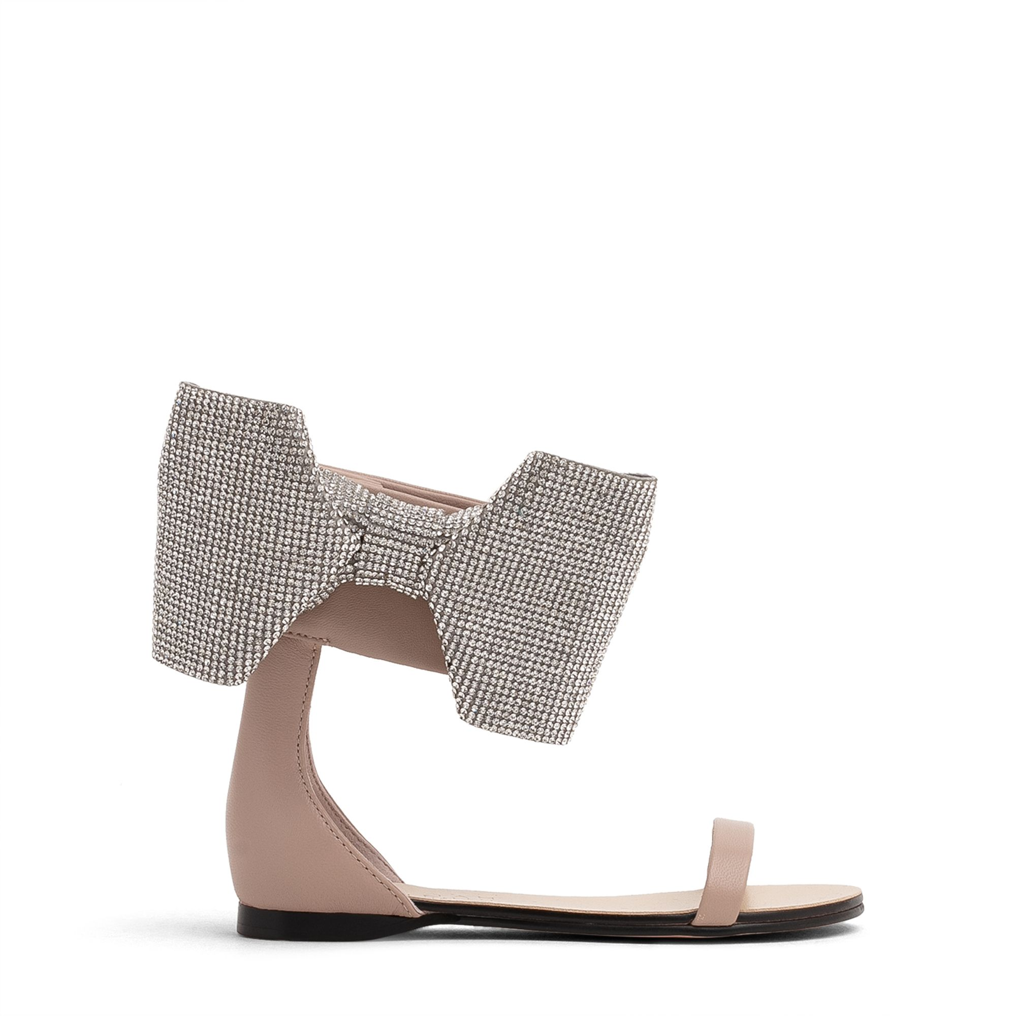 Zoey bow sandals