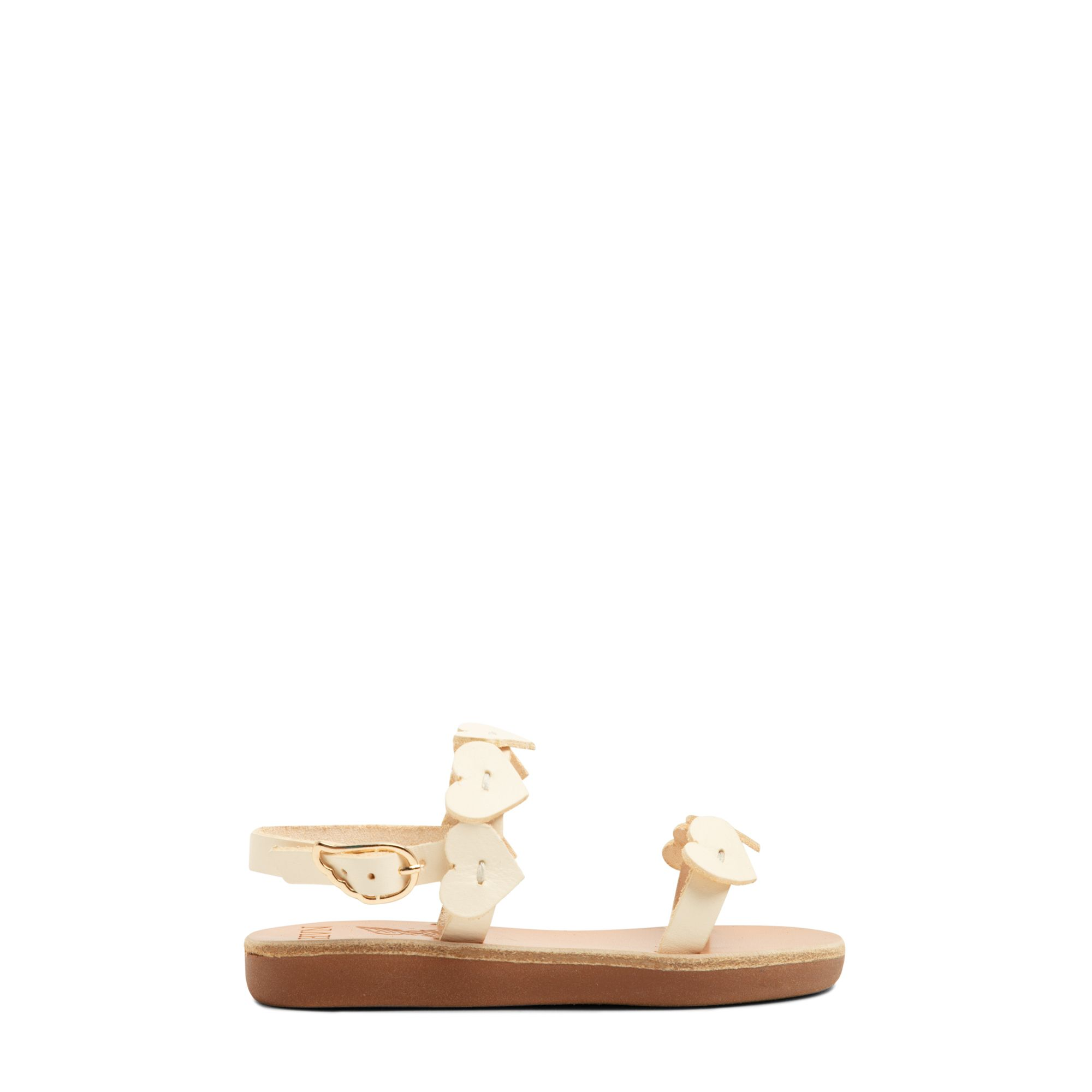 Exclusive Little Heart Clio sandals