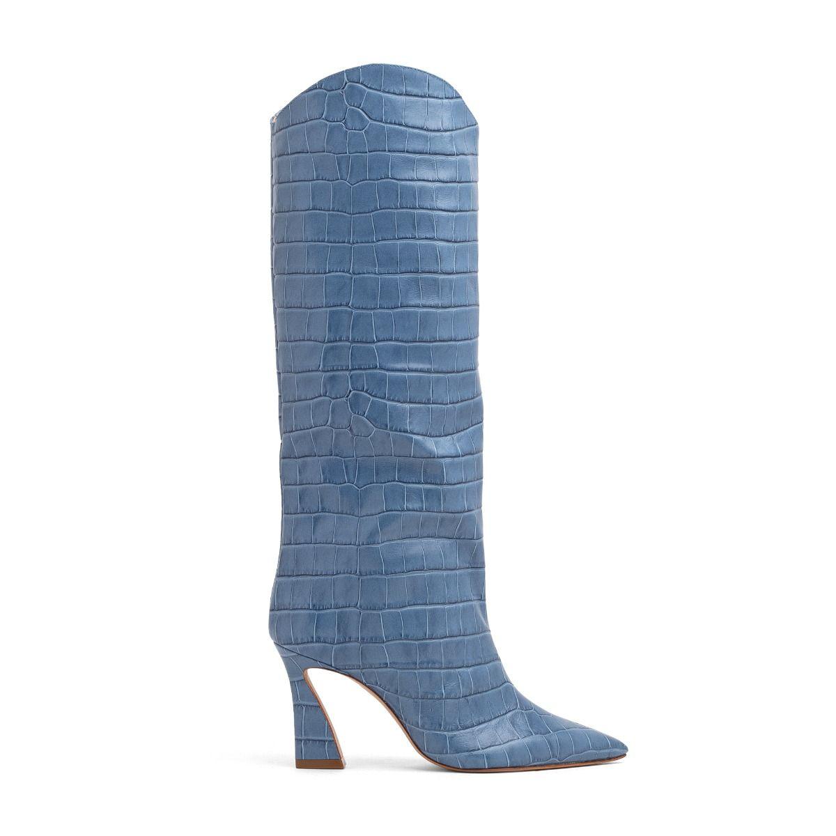 Maryana flare boots