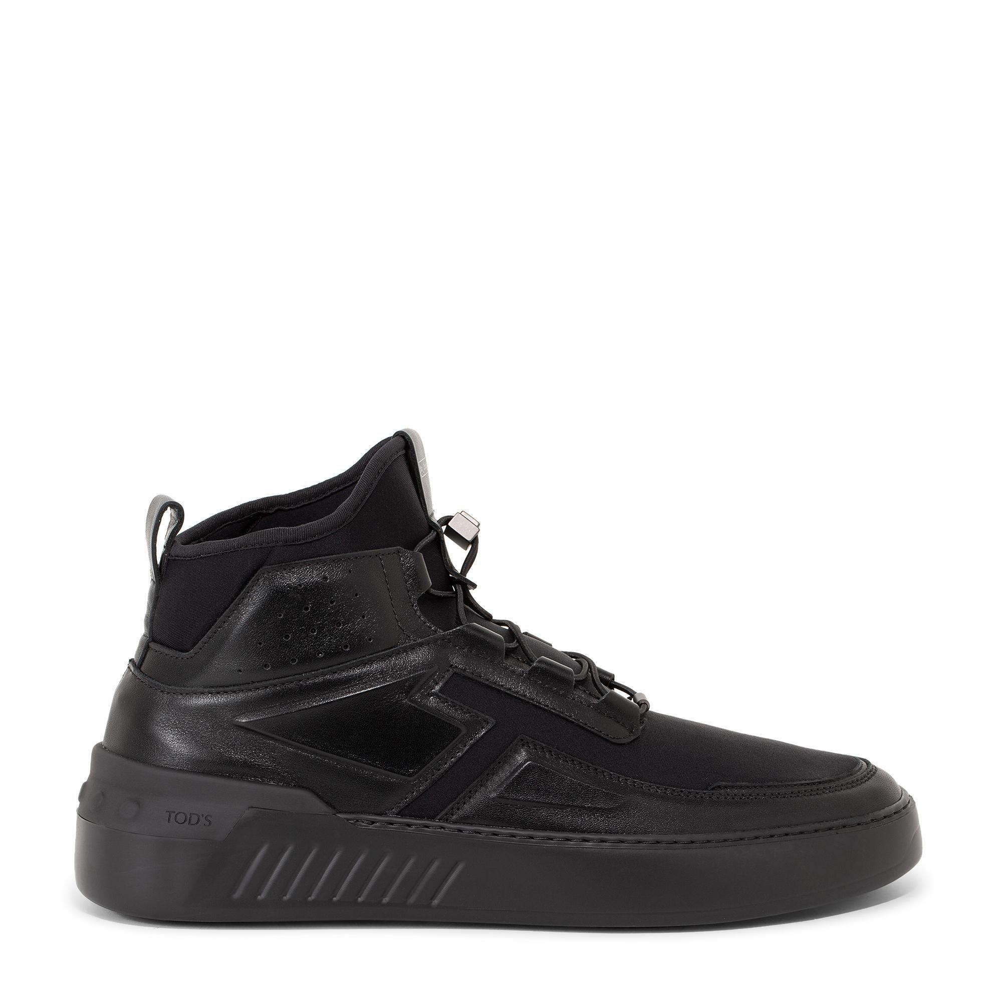 No_Code X high-top sneakers